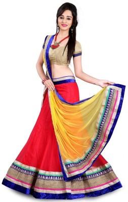 Divazz Embroidered Women's Lehenga Choli(Stitched)