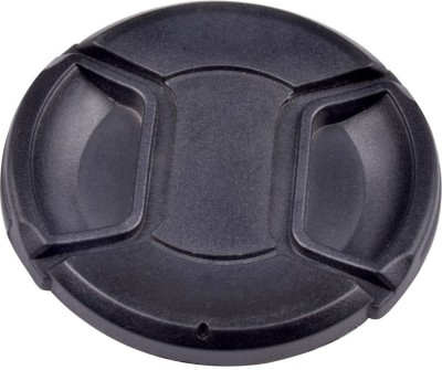 SONIA CPC55  Lens Cap(Black, 55 mm)  available at flipkart for Rs.140