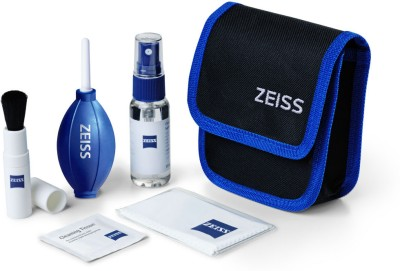 ZEISS Carl Lens Cleaning Kit  Lens Cleaner(30 ml, 5 x 5.5 inch, Pack of 6)