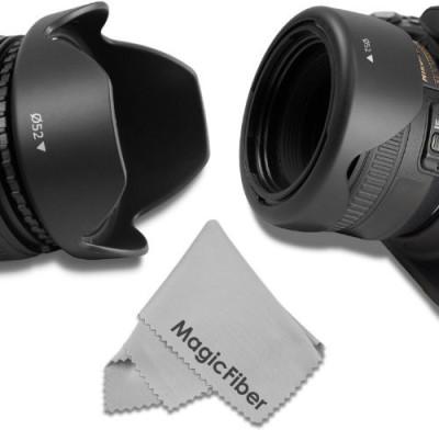 Goja GJ0062 Lens Hood(52 mm, Black) 1