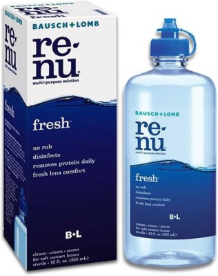 Renu Sensitive Eyes Multi-Purpose Solution(355 ml)