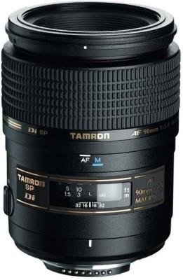 Tamron SP AF90mm F/2.8 Di Macro 1:1 Lens for Nikon DSLR Camera Lens(Black, 85) 1
