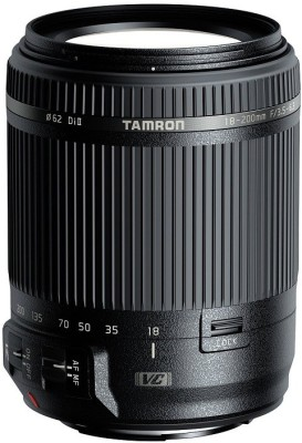 Tamron B018 18 - 200 mm F/3.5 - 6.3 Di II VC Lens For Nikon DSLR Camera  Lens(Black)