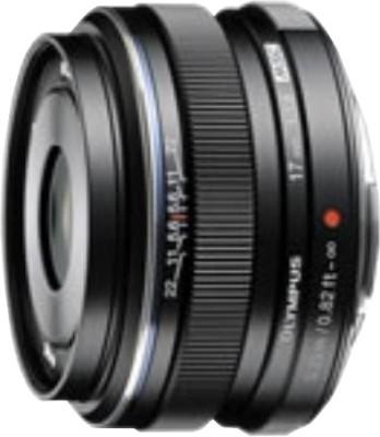 Olympus M.Zuiko Digital 17mm f/2.8  Lens(Black)