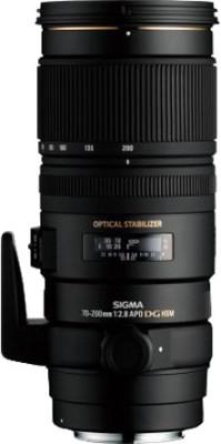 Sigma 70 - 200 mm f/2.8 APO EX DG HSM OS Lens for Nikon Cameras Lens(Black, 70-200) 1
