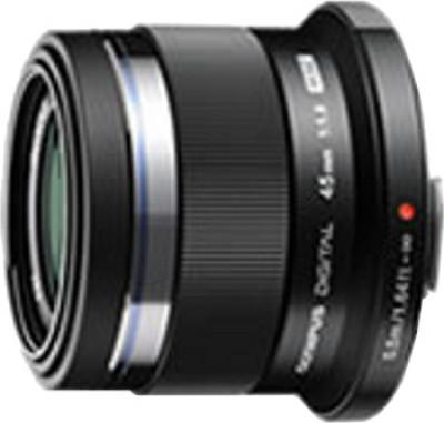 Olympus M.Zuiko Digital 45mm f/1.8  Lens(Black)