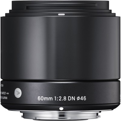 Sigma 60mm F/2.8 DN Micro Art Lens For Sony E Lens