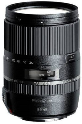 Tamron 16-300 mm F/3.5-6.3 Di II VC PZD (For Canon) Lens for Canon EF-S Mount(Black, 18-200)