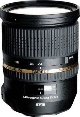 Tamron SP 24   70 mm F/2.8 Di VC USD Lens