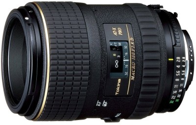 Tokina AT X M100 PRO D AF 100 mm f/2.8 Macro for Canon Digital SLR Lens