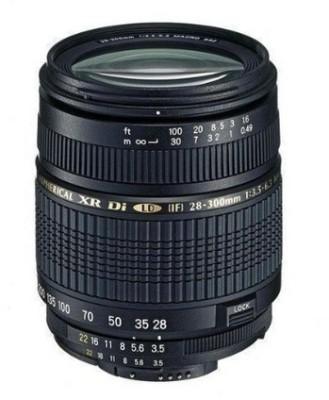 Tamron A010E 28  300 mm F/3.5 6.3 Di VC PZD Aspherical  IF  Macro Lens