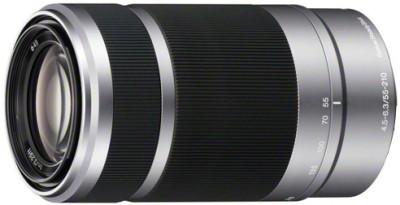 Sony SEL55210  Lens(Black, 50MM) 1