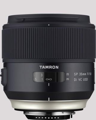 Tamron SP 35mm F/1.8 Di VC USD Lens Lens(Black, 35MM) 1