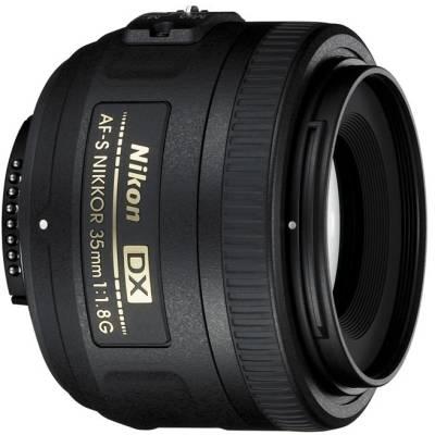 Nikon AF-S DX NIKKOR 35mm f/1.8G Lens Image