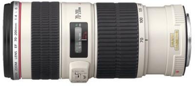 Canon EF 70-200 mm f/4L USM Lens Lens(Black) 1