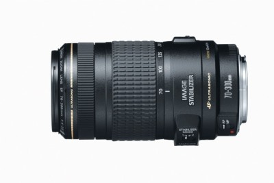 Canon EF 70 - 300 mm f/4-5.6 IS USM  Lens at flipkart