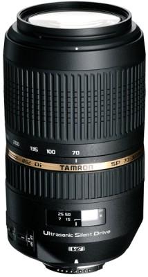 Tamron A005-SP 70 -300 mm F/4-5.6 Di VC USD Lens  Lens(Black) 1