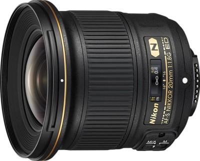 Nikon AF-S Nikkor 20 mm f/1.8G ED Lens  Lens(Black) 1