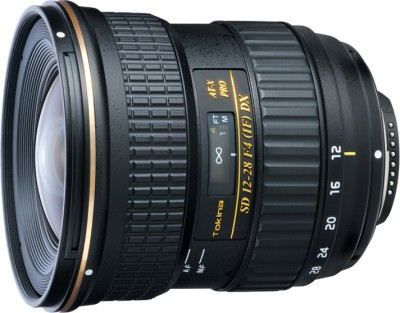 Tokina AT-X AF 12 - 28 mm f/4 PRO DX for Canon SLR  Lens at flipkart
