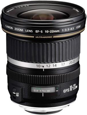Canon EF S 10   22 mm f/3.5 4.5 USM Lens Black Canon Camera Lenses