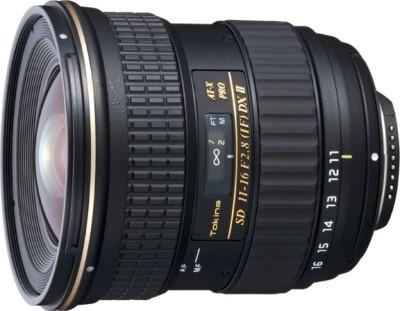 Tokina AT X 116 PRO DX II AF 11   16 mm f/2.8 for Canon Digital SLR Lens Black