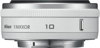 Nikon 1 Nikkor 10 mm f/2.8 Lens� Lens(White, 180) 1