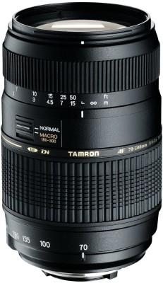 Tamron AF 70-300mm F/4-5.6 Di LD Macro Canon DSLR Camera  Lens(Black)