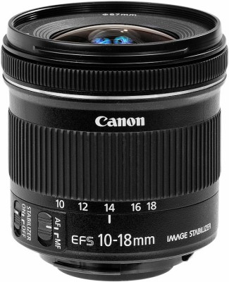 Canon EF-S 10 - 18 mm Lens