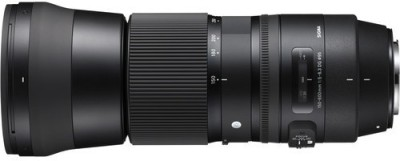 Sigma 150-600mm F/5-6.3 Dg Os Hsm Contemporary Canon DSLR  Lens(Black, 35)