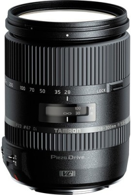 Tamron 28 300mm F/3.5 6.3 Di VC PZD Lens Black, 28   75 Tamron Camera Lenses