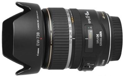 Canon EF-S 17 - 85 mm f/4-5.6 IS USM Lens Lens(Black) 1