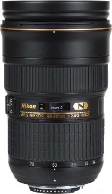 Nikon AF-S NIKKOR 24 - 70 mm f/2.8G ED Lens Lens for Nikon AF Mount(Black)