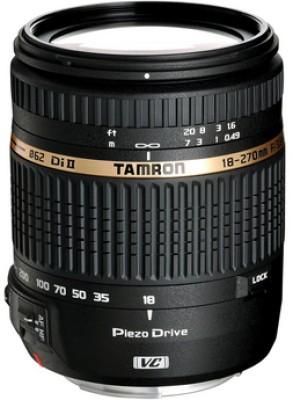 Tamron 18-270 mm F/3.5-6.3 Di II VC PZD Lens Lens(Black, 35) 1