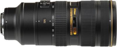 Nikon AF-S NIKKOR 70 - 200 mm f/2.8G ED VR II Lens Lens(Black) 1