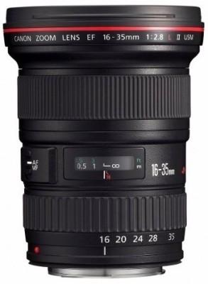 Canon EF 16 - 35 mm f/2.8L II USM Lens(Black, 14) 1