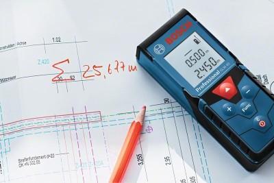 Bosch-GLM-40-Measuring-Device