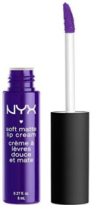 Nyx Soft Matte Lip Cream - Havana ( Smlc26)(Purple) at flipkart