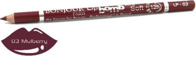 Bonjour Paris Lip Pencil Mulberry   03