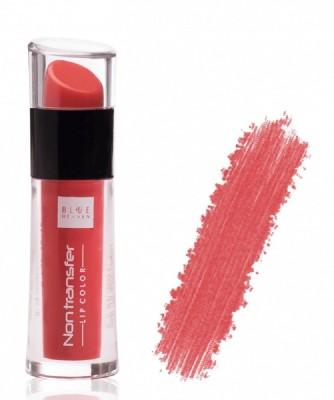 BLUE HEAVEN Non Transfer Lip Color  Love Your Lips  Scarlet Red  01, 2.8 ml BLUE HEAVEN Lipstick