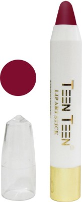 Shadowfax Teen Teen Long Lasting Lipstick Lips tick Easy to Wear Lip Stick(4 g, Shade - 31)  available at flipkart for Rs.159