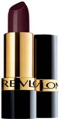 Revlon Super Lustrous Lipstick Black Cherry-301(4.2 g, Black Cherry-301)