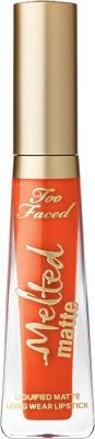Too Faced Mrs. Roper(Bright Tangerine, 7 ml) at flipkart