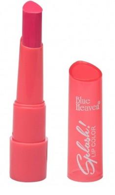BLUE HEAVEN Super Matte Luxurious intense Splash Lip Color Pink Rush, 2.7 g BLUE HEAVEN Lipstick