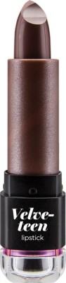 Nicka K VALVETEEN LIPSTICK(DARK CHOCOLATE, 3.7 g) at flipkart
