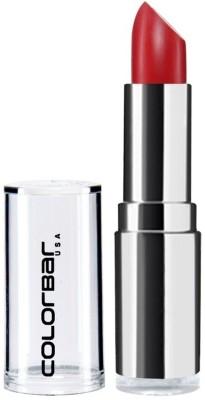 Colorbar Velvet Matte Lipstick For Women Hot 1, 4.2 GM