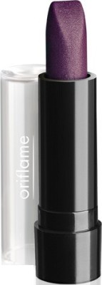 Oriflame Sweden Pure Colour Lipstick(4 g, purple)  available at flipkart for Rs.224