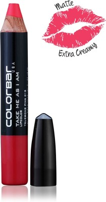 Colorbar Take Me As I Am Lipstick