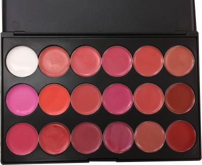 Beauty Studio Lipstick Palette(18 g, Multi)  available at flipkart for Rs.1999