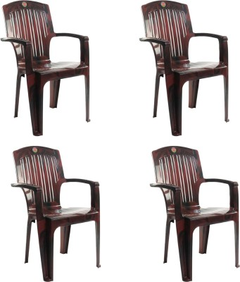 Cello Furniture Plastic Living Room Chair(Finish Color   Rosewood) Best  Living Room Chairs