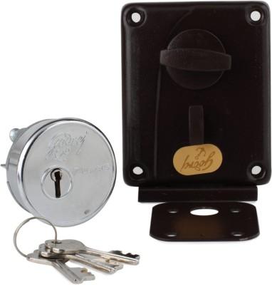 Godrej 8813 Lock(Brown)